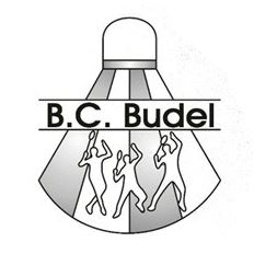 Logo Badmintonclub Budel